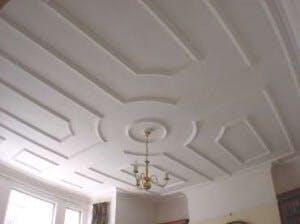 plafondafwerking